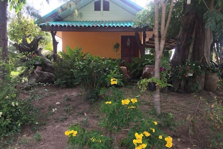 Pumaka Resort, your bungalow in the thai nature!