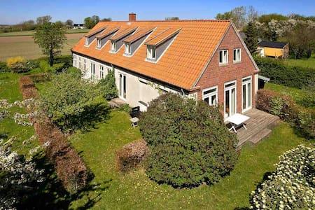 Big family house, sea view, nature sanctuary