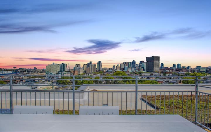 Best Rooftop Views of Boston from your Dream Loft