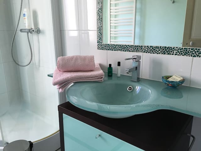 Le Nid - Chambre Chablis - Auxerre - Bed & Breakfast