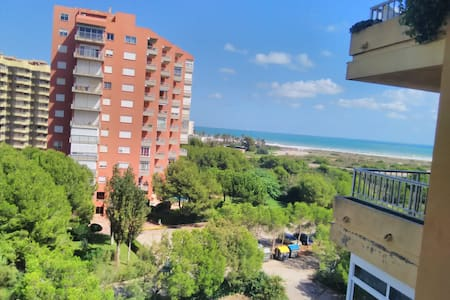 Condo with a View of Playa El Saler (Valencia)