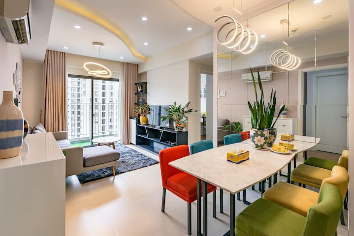 Stunning Apartment in Thao Dien - Distric 2