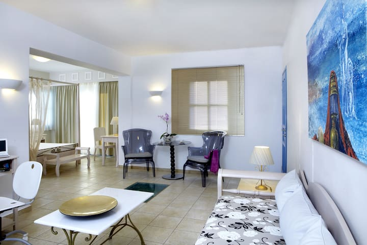 Eros Deluxe Suite with Sea View - Naxos - Bed & Breakfast