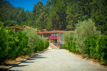 Casa em quinta privada com 9 quartos (18 pessoas) - Vilela - House