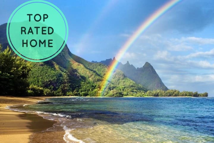 Top Rated Kauai Vacation Getaway!