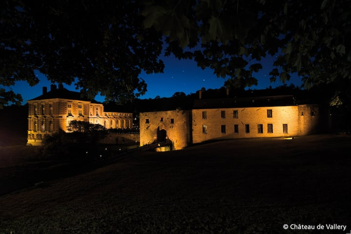 Château de Vallery - Bourgundy