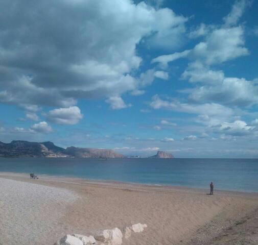 Un lugar privilegiado al lado de la playa - l'Alfàs del Pi - Apartamento