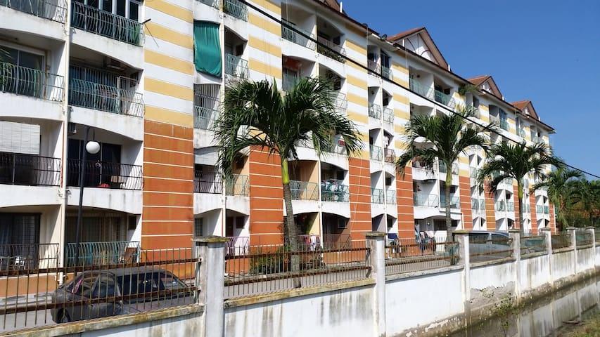 5-06 Villa Malawati Apartment Kuala Selangor - Kuala Selangor - Huoneisto