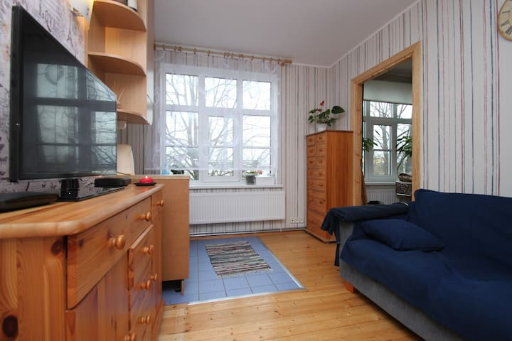 Cozy apartment near Old Town and centre