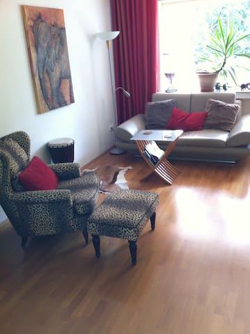 Cozy and spacious apartment  - Brühl - House