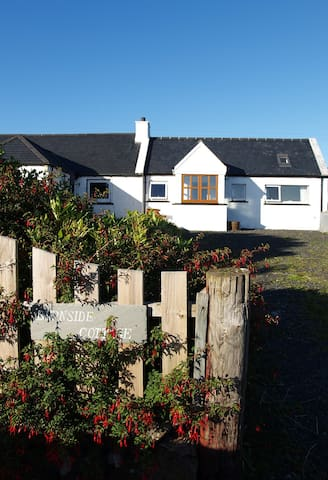 Burnside cottage - Isle of Skye - Hallin - Casa