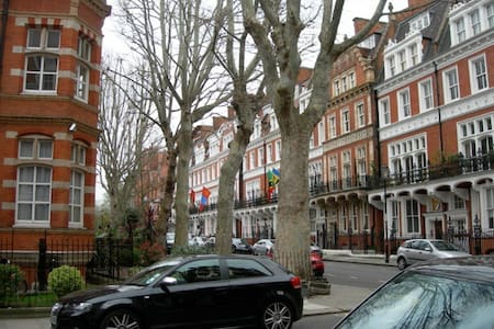CHARMING STUDIO FLAT CENTRAL LONDON - London - Apartment