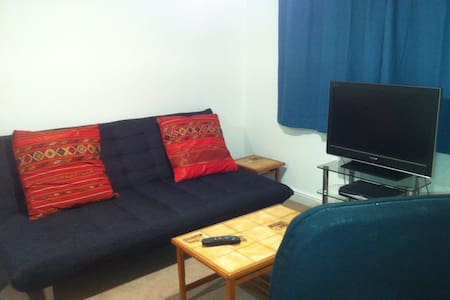 1st Floor twin beds and sofa bed - Godalming