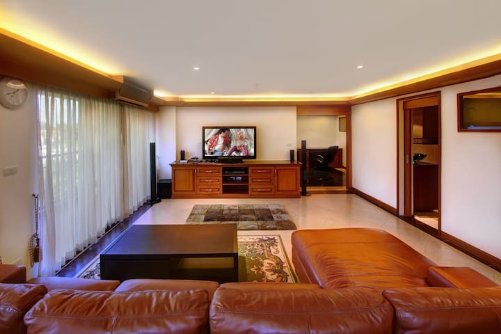 Nova Mirage. Luxury 1-bed apartment - Bang Lamung - Apartment