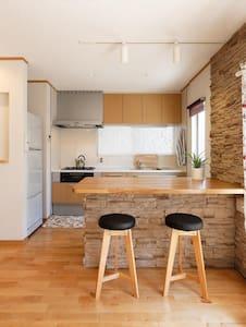 Magazine featured house/Authentic Japanese Room - Nagaokakyō-shi - House