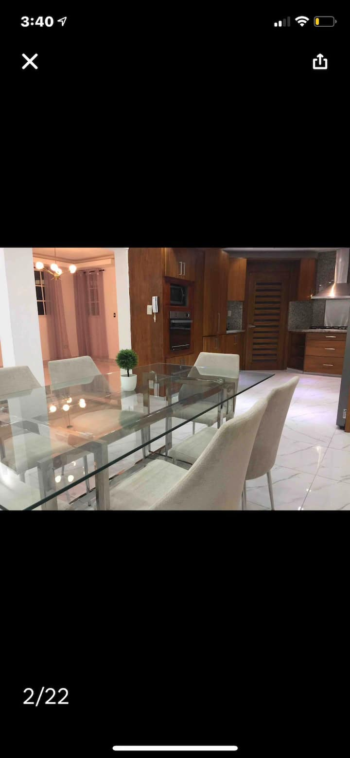 Nice apartment in the center of santiago