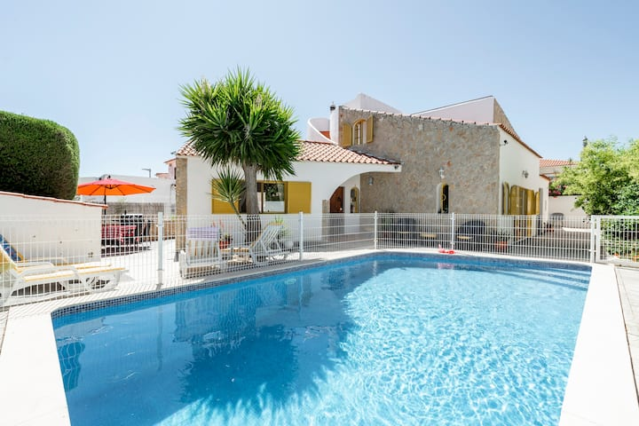 Pequena Pérola - Ferienhaus-Perle mit Pool