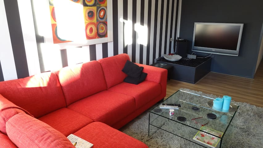 Cosy apartment in center of city - Zutphen - Apartamento