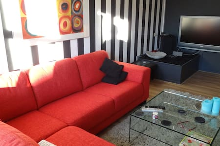 Cosy apartment in center of city - Zutphen - Huoneisto