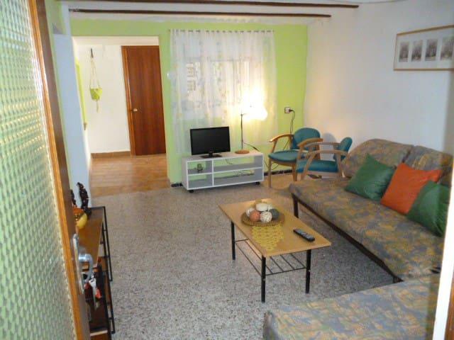 Apto.entero en el lloar / Tarragona - El Lloar - Appartement