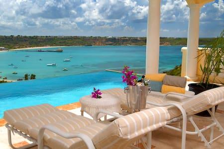 Spyglass Hill Villa in Anguilla - The Valley