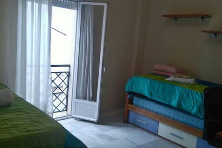 HABITACION 4 CAMAS  CENTRO DE JEREZ - Jerez de la Frontera - Apartment