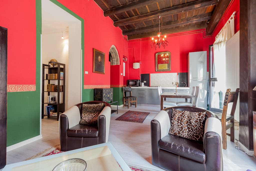 Casa Tancredi Opera And Art Appartamenti In Affitto A