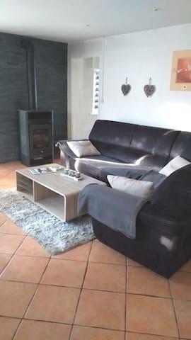 appartement  dans  une maison individuelle