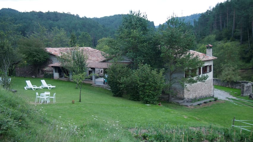 Mas Pinoses - Les llosses - Villa