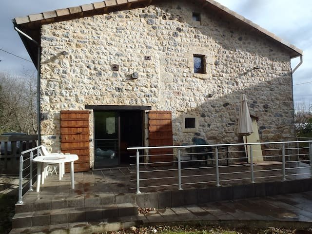 ancien relais rénové - Meyras - Casa