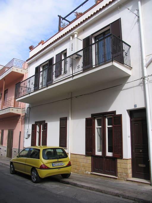 Casa Siracusa in Terrasini