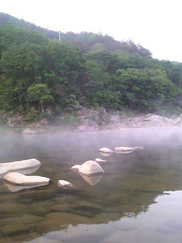 내린천자연마을 - Inje-eup, Inje - Pondok