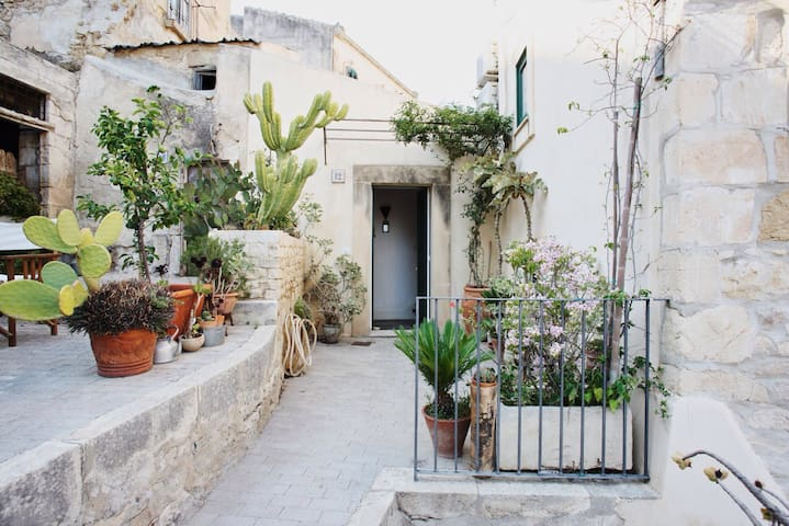 Hidden gem in the heart of Modica - Modica - Apartament