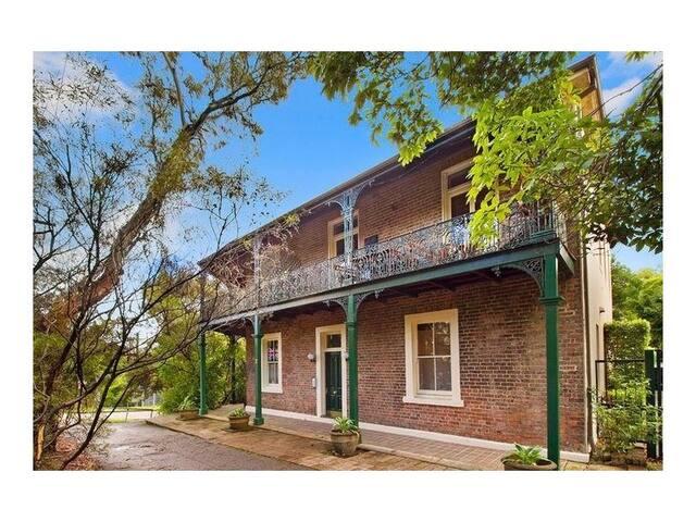 Unfurnished 2-bedroom unit - Hunters Hill - Apartamento