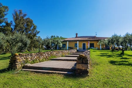 A Villa Ada b&b sardiniaovest - Arborea - Oda + Kahvaltı