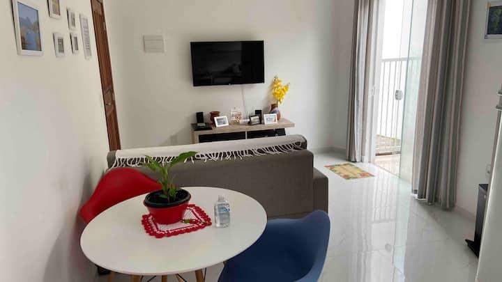 ⛱ 30%OFF - apartamento novo, bem decorado.