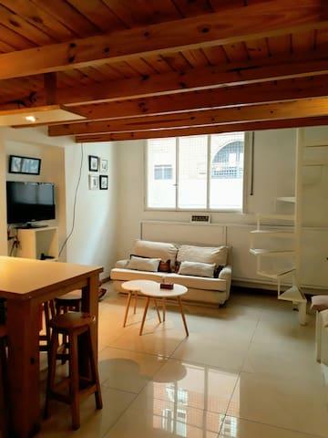Beautiful Studio in Recoleta