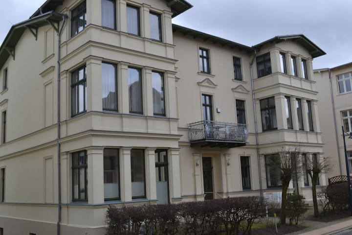 6 Person Appartment Ahlbeck - Heringsdorf - Apartment