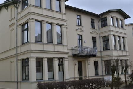 6 Person Appartment Ahlbeck - Heringsdorf