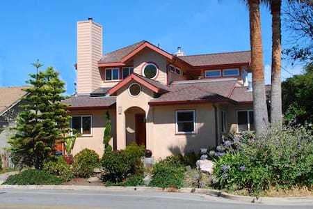 Twin Palms B & B at Pleasure Point - Santa Cruz - Bed & Breakfast