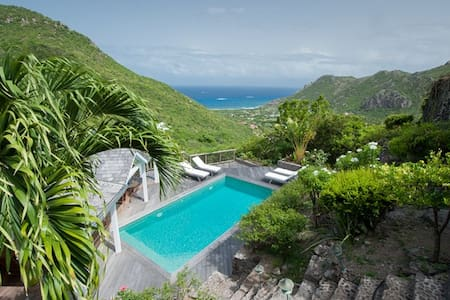 Ideal 2-bedrm villa/ 1 or 2 couples - Saint-Barthélemy