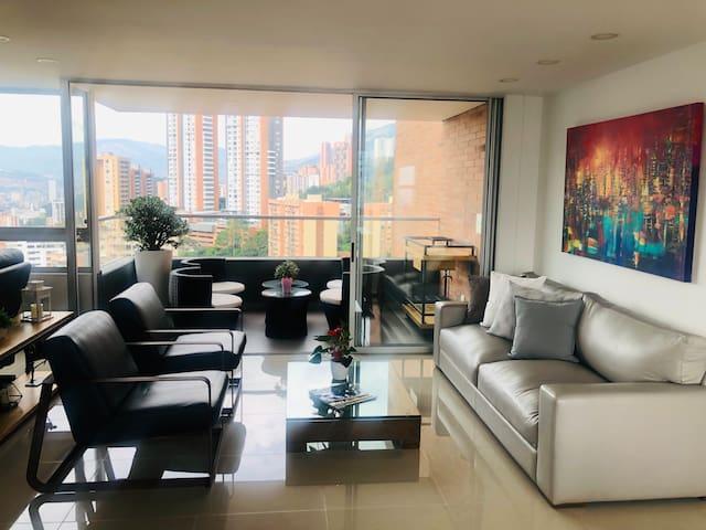 Apartamento moderno Castropol