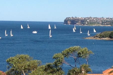 Beautiful Manly Harbour Views - Wohnung