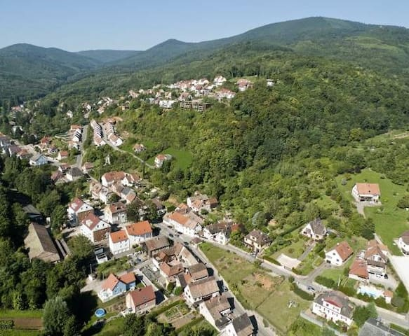 L'Alchimiste Gîte 4 étoiles en Alsace - Barr - Hotel ekologiczny