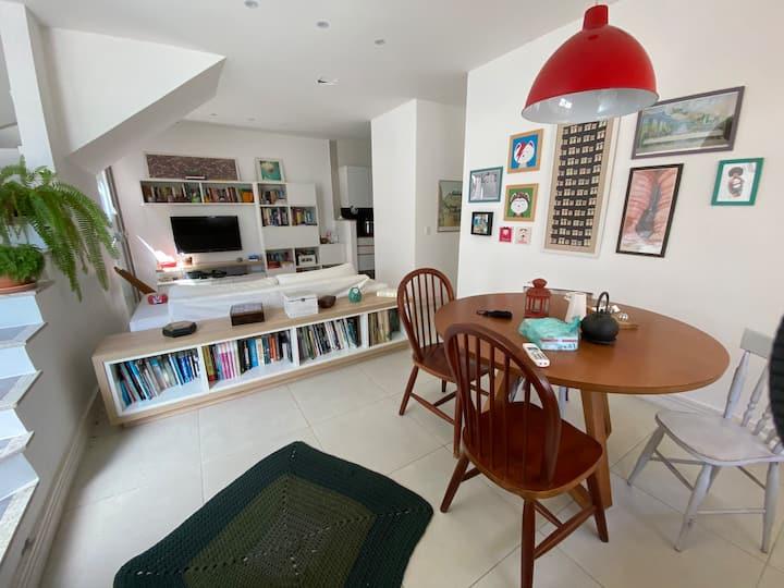 Casa perfeita para um isolamento com sossego