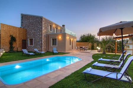 Green Paradise : LUXURY VILLA