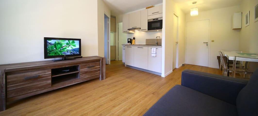 Plage à 200 mètres pour ce ravissant appartement - La Teste-de-Buch - Lägenhet