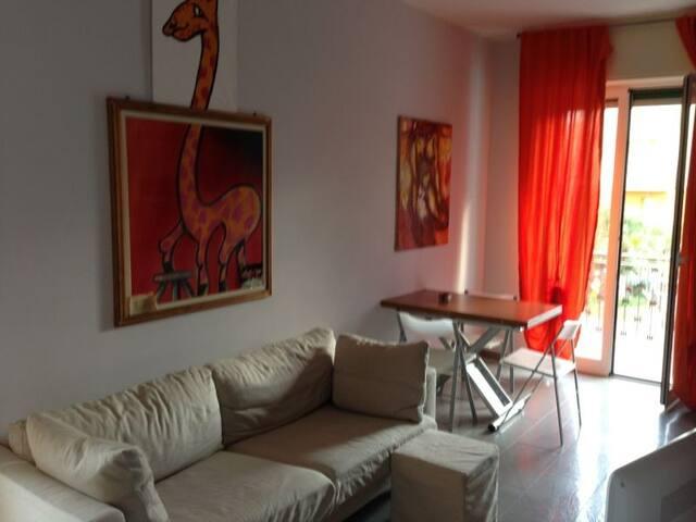 Affitto Trilocale a Pietra Ligure - Savona - Apartament