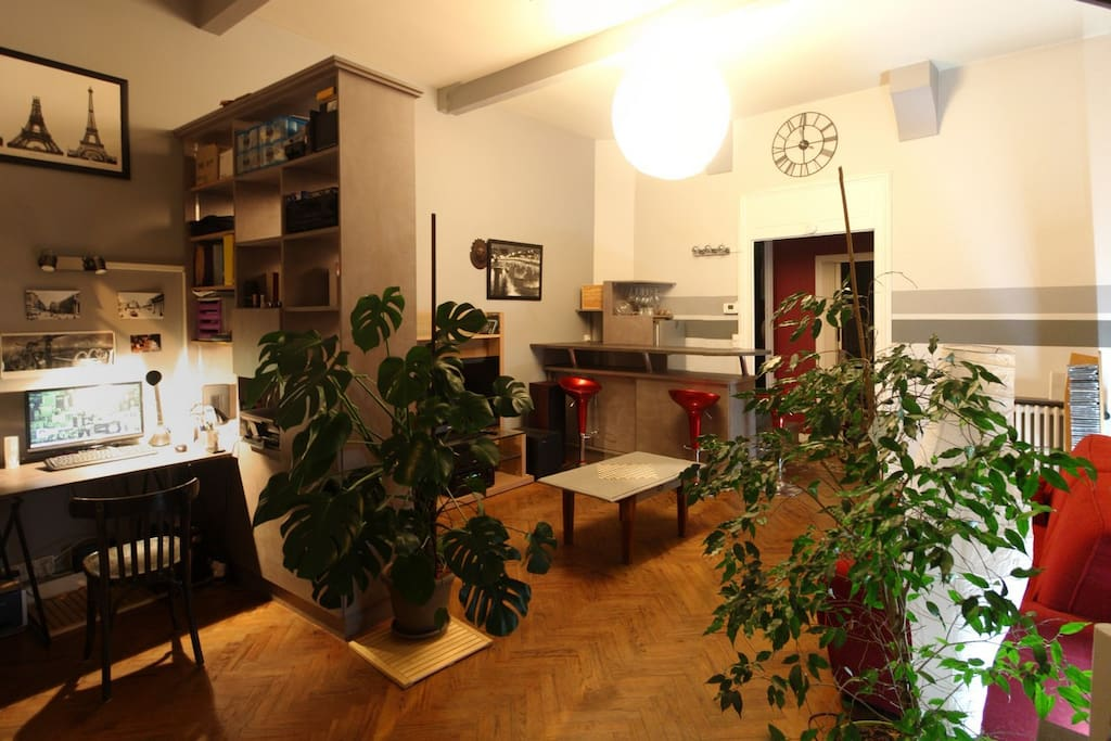 Séjour (livingroom)