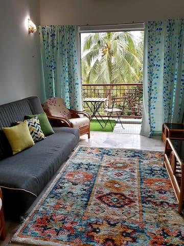 Beach Apartment - 2 bedroom Kemang Indah Condo